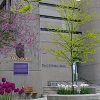 The D. B. Weldon Library at Western University