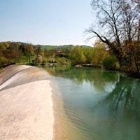Imola, il canale dei Molini