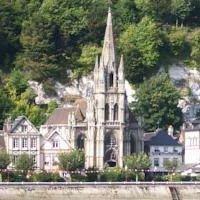 Association de sauvegarde de l'église Sainte-Madeleine de La Bouille