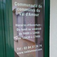 Communauté de Communes du Val d'Amour
