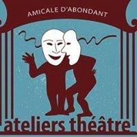 Ateliers Théâtre Abondant