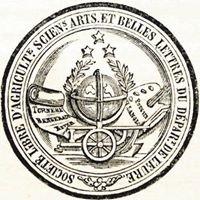 Société libre de l'Eure, Agriculture, Sciences, Arts et Belles-Lettres