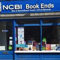 NCBI Charity Shop Bookends Nenagh