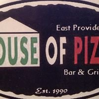 East Providence House of Pizza