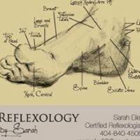 Reflexology by Sarah