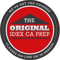 The Original IDEX CA Prep Class
