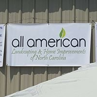 All American Landscaping & Home Improvments of NC