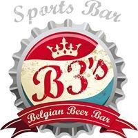 SHAPE - B3's Sports Bar