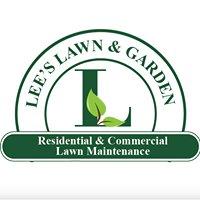 Lee's Lawn & Garden Services