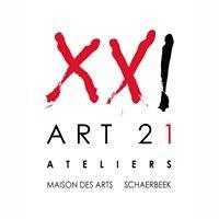 Art 21, ateliers d'art contemporain, asbl