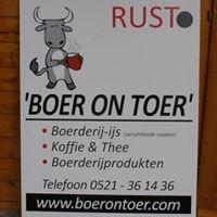 Boer on toer