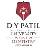 D Y Patil University - School of Dentistry
