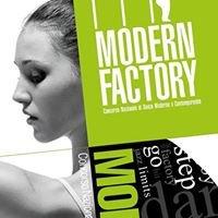 Modern Factory - Concorso dedicato alla danza Moderna e Contemporanea