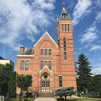 1883 Stutsman County Courthouse State Historic Site