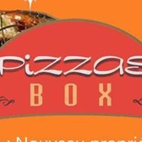 Pizzas BOX Maure de Bretagne