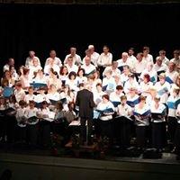 Chorale du lycée.