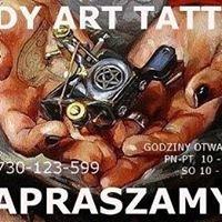 Body Art Tattoo Dzierżoniów Dzierzoniow Polska