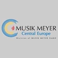 MUSIK MEYER Central Europe