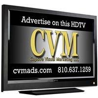 Captive Visual Marketing (CVM)
