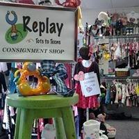 Replay Tots to Teens Consignment