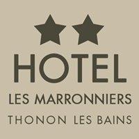 Hotel Les Marronniers Thonon
