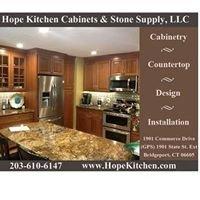Hope Kitchen Cabinets & Stone Supply