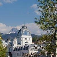 Palais Lumiere, Evian-les-Bains