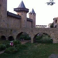 Cité médiévale de Carcassonne.