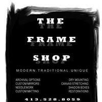 Frame Shop at Great Finds