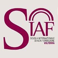 SIAF Scuola Internazionale di Alta Formazione