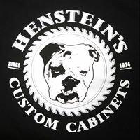 Henstein's Custom Cabinets
