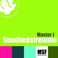 Master i Sundhedsfremme, Roskilde Universitet