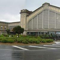 Gare transatlantique de Cherbourg