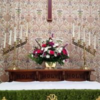 St. John's Episcopal Church - Petersburg, Virginia