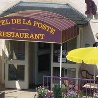 Hôtel restaurant de la Poste Vauclaix
