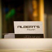 Albert's Frisuren