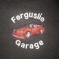 Ferguslie Garage