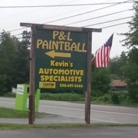 P & L Paintball