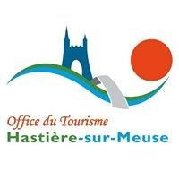 Hastière à bras ouverts. Office du Tourisme