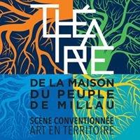 Théâtre de la Maison du Peuple de Millau