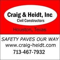 Craig & Heidt, Inc.