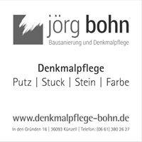 Denkmalpflege Jörg Bohn