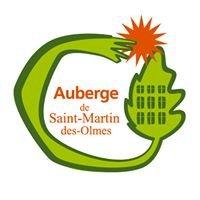 Auberge / Gîte Saint Martin des Olmes
