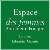 Espace des femmes - Antoinette Fouque