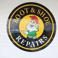 John Pearce Shoe Repairs.