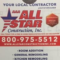 AAA All Star Construction Inc.