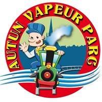 Autun Vapeur Parc : le petit train du lac
