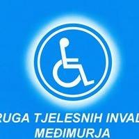 Udruga tjelesnih invalida Međimurja