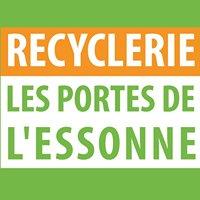 Recyclerie de la Régie de quartier des Portes de l'Essonne