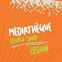 Médiathèque George Sand, Cesson